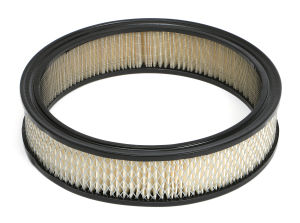 ROUND High Flow Air Filter Element (PAPER) 10 in. Diameter; 2-1/8 in. Tall