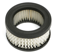 ROUND High Flow Air Filter Element (PAPER) 4 in. Diameter; 2 in. Tall