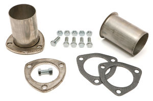 2-1/2 in. Gasket-Style Header Reducers; 2-1/2 in Exhaust System- Stainless