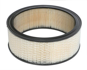 ROUND High Flow Air Filter Element (PAPER) 14 in. Diameter; 5 in. Tall