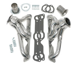Short Tube Headers; 1970-79 Pontiac Firebird; 326-455 Pontiac- HTC Coated