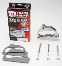 86-91 GM Truck/SUV w/4.3L V6, 5.0L,5.7L V8- WIDE-OPEN Throttle Body Spacer