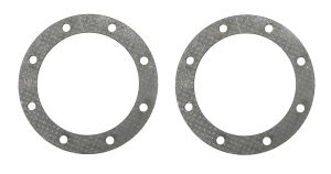 8-Hole Round gasket for Lakester Hedders- 4 in. Dia.