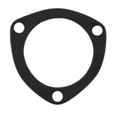 3-BOLT Collector Flange Gasket; 3 in. Collector (1 Pair)
