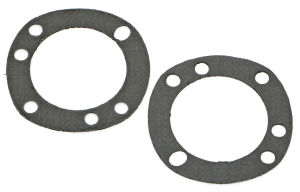 UNIFIT Collector Flange Gaskets; 3 in. Collector (1 pair)