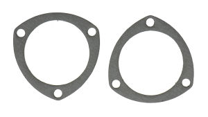 3-BOLT Collector Flange Gasket; 3-1/2 in. Collector (1 pair)