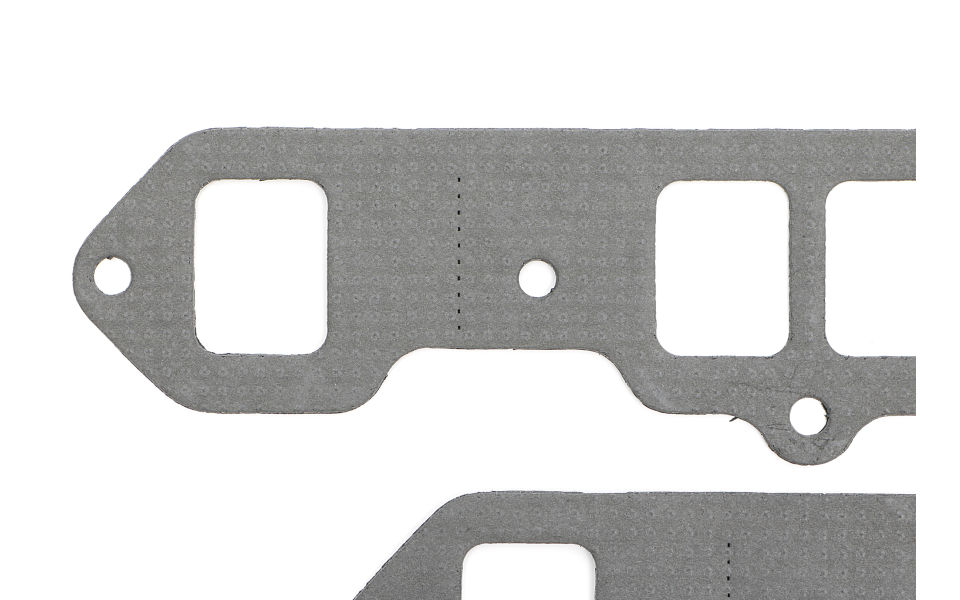 Photo of header gaskets for OLDSMOBILE 330-455 engines from Hedman Hedders.