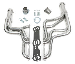 HTC Coated Headers; 1-3/4 in. Tube Dia; FULL LENGTH Design