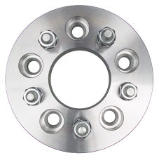 5 LUG Wheel Adapters;4.5 in. WHEEL Dia;4.75 in. HUB Dia;12mmx1.5 (pr)-ALUMINUM