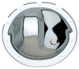GM Intermediates and 88-06 GM 1/2 Ton (10 Bolt), Chrome Differential Cover ONLY