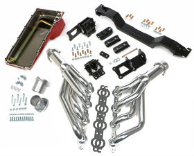 SWAP IN A BOX KIT-LS ENGINE INTO 75-81 F-BODY MANUAL TRANS. W/HTC HEADERS