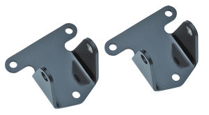 Chevy All Steel Mounts; 1-3/4 in. tall, 2-5/8 in. wide tabs- ENGINE MOUNTS Only
