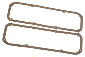 VALVE COVER GASKETS; Standard-Duty; Ford 352-390-406-427-428 Cork/Rubber Nitrile