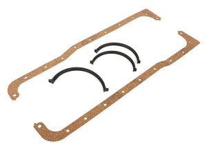 Replacement Oil Pan Gasket for Hamburger's Oil Pan numbers- 3080, 3090