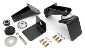 Universal Biscuit Style Motor Mounts for Chevy 4.3L V6, 283-350 SB, 396-454 BB