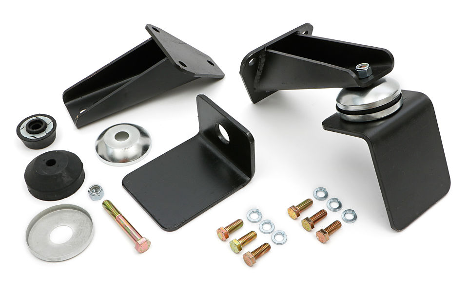 Weld-In Motor Mounts. For 396-454 BB Chevy with 24