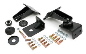 Universal Biscuit Style Motor Mounts for GM LS1/LS6 4.8L, 5.3L, 6.0L