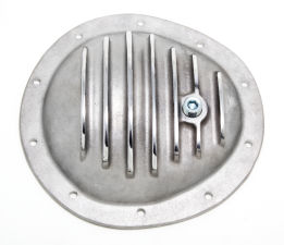 GM 1/2 and 3/4 Ton Trucks- 2-Toned Finish Aluminum Differential Covers