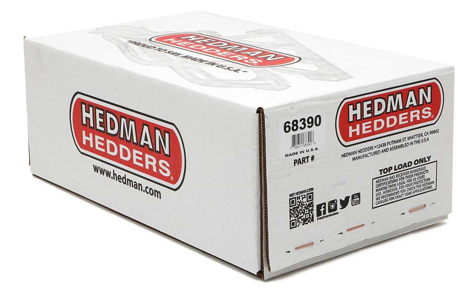 Photo of box for Hedman Hedders 68390