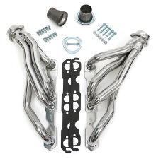 HTC Coated Headers; 1-5/8 in. Tube Dia; Mid-Length Design