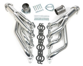70-81 CAMARO LS SWAP HEADERS; MID-LENGTH; STAINLESS STEEL- HTC