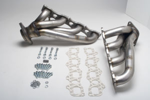 STAINLESS STEEL HEADERS; 2006-14 DODGE CHARGER SRT8 6.1L- UNCOATED