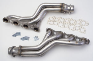 STAINLESS Headers; 09-17 Dodge Challenger 5.7L; LONG TUBE; 1-3/4 in.- UNCOATED
