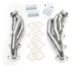 2005-2010 Ford Mustang GT Hedders;1-5/8 in. Short Tube; Stainless Steel-HTC