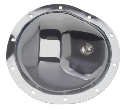 GM Intermediate (10 Bolt), Complete Chrome Differential Cover Kit