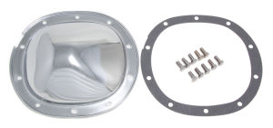 CHEVY Camaro and S10 (10 Bolt), Complete Chrome Differential Cover Kit