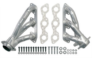 HTC Coated Headers; 1-1/2 in. Tube Dia; Stock Coll; SHORTY Design
