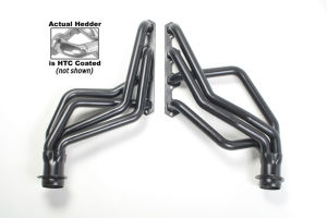 HTC Coated Headers; 1-1/2 in. Tube Dia; FULL LENGTH Design