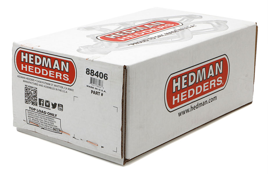 88406- Hedman Hedders for Ford SB 260-289-302W