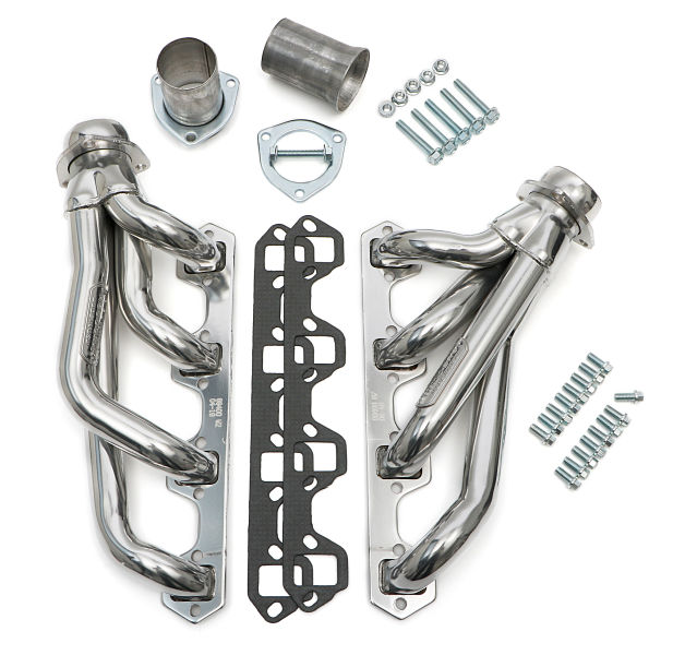 Photo of headers for Ford SB 260-289-302W in Mustang, Falcon, Cougar