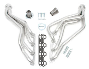 64-73 MUSTANG 351W Engine Swap Headers; 1-5/8 FULL-LENGTH Tube- Heavy-Duty ELITE