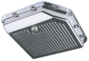 TH-350 Aluminum Transmission Pan -Stock Depth