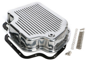 TH400 Aluminum Transmission Pan -Stock Depth
