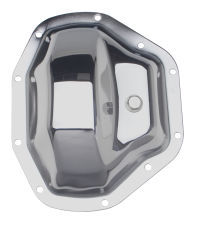 DANA 80 (10 Bolt), Complete Chrome Differential Cover Kit