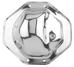 DODGE RAM 9.25 in. (12 Bolt), Complete Chrome Differential Cover Kit