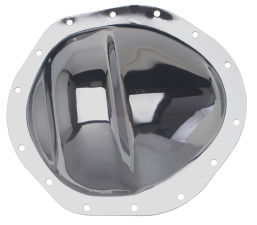 GM Truck 9.5 in. (14 Bolt), Complete Chrome Differential Cover Kit
