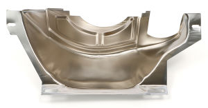 Flex Plate Cover 700R4-CHROME (Passenger cars only)