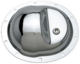 Dana 35 10-Bolt; Chrome Differential Cover Only