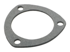 3 in. Triangular 3-Hole Collector Gasket; 1/8 in. Hi-Temp Material (ea.)