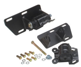CHEVY 283-350 into S10 , S15 (2WD) - Motor Mount Kit